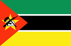 country Mozambik